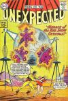 Tales of the Unexpected #62 comic books - cover scans photos Tales of the Unexpected #62 comic books - covers, picture gallery
