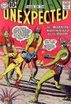 Tales of the Unexpected #64 comic books - cover scans photos Tales of the Unexpected #64 comic books - covers, picture gallery