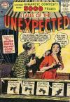Tales of the Unexpected #4 comic books for sale
