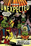 Tales of the Unexpected #44 comic books for sale