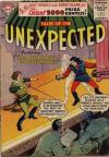 Tales of the Unexpected #5 Comic Books - Covers, Scans, Photos  in Tales of the Unexpected Comic Books - Covers, Scans, Gallery