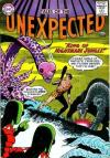 Tales of the Unexpected #83 comic books - cover scans photos Tales of the Unexpected #83 comic books - covers, picture gallery