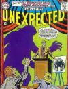 Tales of the Unexpected #89 comic books - cover scans photos Tales of the Unexpected #89 comic books - covers, picture gallery