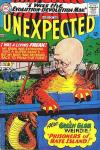 Tales of the Unexpected #93 comic books - cover scans photos Tales of the Unexpected #93 comic books - covers, picture gallery
