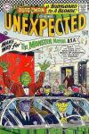 Tales of the Unexpected #94 comic books - cover scans photos Tales of the Unexpected #94 comic books - covers, picture gallery