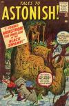 Tales to Astonish #11 Comic Books - Covers, Scans, Photos  in Tales to Astonish Comic Books - Covers, Scans, Gallery