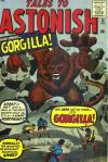 Tales to Astonish #12 comic books - cover scans photos Tales to Astonish #12 comic books - covers, picture gallery