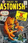 Tales to Astonish #20 Comic Books - Covers, Scans, Photos  in Tales to Astonish Comic Books - Covers, Scans, Gallery