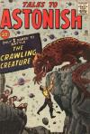 Tales to Astonish #22 comic books - cover scans photos Tales to Astonish #22 comic books - covers, picture gallery