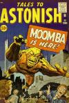 Tales to Astonish #23 comic books - cover scans photos Tales to Astonish #23 comic books - covers, picture gallery