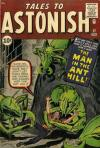 Tales to Astonish #27 Comic Books - Covers, Scans, Photos  in Tales to Astonish Comic Books - Covers, Scans, Gallery