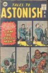 Tales to Astonish #28 Comic Books - Covers, Scans, Photos  in Tales to Astonish Comic Books - Covers, Scans, Gallery
