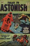 Tales to Astonish #30 comic books - cover scans photos Tales to Astonish #30 comic books - covers, picture gallery