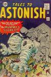 Tales to Astonish #31 Comic Books - Covers, Scans, Photos  in Tales to Astonish Comic Books - Covers, Scans, Gallery
