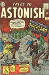 Tales to Astonish #32 Comic Books - Covers, Scans, Photos  in Tales to Astonish Comic Books - Covers, Scans, Gallery