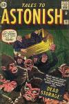 Tales to Astonish #33 comic books - cover scans photos Tales to Astonish #33 comic books - covers, picture gallery