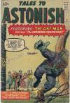 Tales to Astonish #37 comic books for sale
