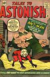 Tales to Astonish #38 comic books - cover scans photos Tales to Astonish #38 comic books - covers, picture gallery