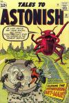 Tales to Astonish #39 comic books for sale