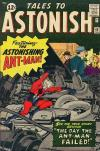Tales to Astonish #40 Comic Books - Covers, Scans, Photos  in Tales to Astonish Comic Books - Covers, Scans, Gallery
