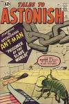 Tales to Astonish #41 comic books - cover scans photos Tales to Astonish #41 comic books - covers, picture gallery