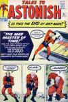 Tales to Astonish #43 cheap bargain discounted comic books Tales to Astonish #43 comic books