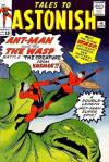 Tales to Astonish #44 Comic Books - Covers, Scans, Photos  in Tales to Astonish Comic Books - Covers, Scans, Gallery