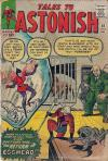 Tales to Astonish #45 Comic Books - Covers, Scans, Photos  in Tales to Astonish Comic Books - Covers, Scans, Gallery