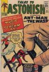Tales to Astonish #47 comic books - cover scans photos Tales to Astonish #47 comic books - covers, picture gallery