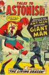 Tales to Astonish #49 Comic Books - Covers, Scans, Photos  in Tales to Astonish Comic Books - Covers, Scans, Gallery
