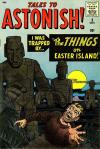 Tales to Astonish #5 comic books for sale