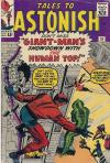 Tales to Astonish #51 comic books - cover scans photos Tales to Astonish #51 comic books - covers, picture gallery