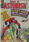 Tales to Astonish #55 Comic Books - Covers, Scans, Photos  in Tales to Astonish Comic Books - Covers, Scans, Gallery