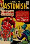 Tales to Astonish #56 comic books - cover scans photos Tales to Astonish #56 comic books - covers, picture gallery