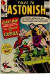 Tales to Astonish #58 comic books - cover scans photos Tales to Astonish #58 comic books - covers, picture gallery
