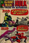 Tales to Astonish #61 comic books - cover scans photos Tales to Astonish #61 comic books - covers, picture gallery