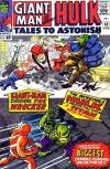 Tales to Astonish #63 comic books for sale