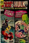 Tales to Astonish #64 comic books - cover scans photos Tales to Astonish #64 comic books - covers, picture gallery
