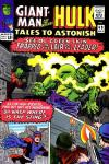 Tales to Astonish #69 comic books - cover scans photos Tales to Astonish #69 comic books - covers, picture gallery
