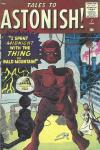 Tales to Astonish #7 comic books - cover scans photos Tales to Astonish #7 comic books - covers, picture gallery