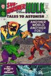 Tales to Astonish #73 comic books - cover scans photos Tales to Astonish #73 comic books - covers, picture gallery