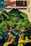 Tales to Astonish #81 comic books - cover scans photos Tales to Astonish #81 comic books - covers, picture gallery