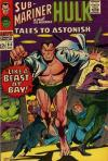 Tales to Astonish #84 comic books - cover scans photos Tales to Astonish #84 comic books - covers, picture gallery