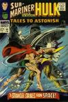 Tales to Astonish #88 comic books for sale