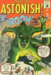 Tales to Astonish #9 comic books - cover scans photos Tales to Astonish #9 comic books - covers, picture gallery