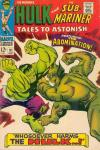 Tales to Astonish #91 comic books - cover scans photos Tales to Astonish #91 comic books - covers, picture gallery