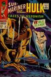 Tales to Astonish #92 comic books - cover scans photos Tales to Astonish #92 comic books - covers, picture gallery