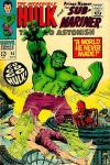 Tales to Astonish #95 comic books - cover scans photos Tales to Astonish #95 comic books - covers, picture gallery