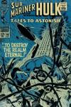 Tales to Astonish #98 comic books - cover scans photos Tales to Astonish #98 comic books - covers, picture gallery