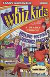 Tandy Computer Whiz Kids: A Deadly Choice #1 Comic Books - Covers, Scans, Photos  in Tandy Computer Whiz Kids: A Deadly Choice Comic Books - Covers, Scans, Gallery